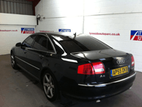 Total Tinting - Audi Autopark For Chris