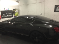 Total Tinting - Bentley Gt 20 Percent Medium Tints
