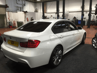Total Tinting - Bmw