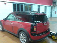 Total Tinting - Fordingtons Mine Clubman