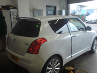 Total Tinting - Hodgsons Swift