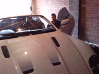 Total Tinting - Kenwyne Jones Aston Martin Dbs