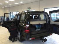 Total Tinting - Land Rover 1