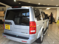 Total Tinting - Land Rover Discovery 3