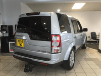 Total Tinting - Land Rover Discovery 4