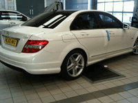 Total Tinting - Merc Scottswood Road