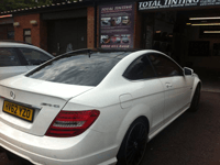 Total Tinting - Mercedes Amg