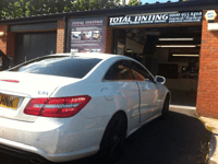 Total Tinting - Mercedes Cdi