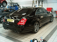 Total Tinting - Mercedes