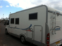Total Tinting - Motor Home Tinting