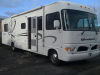 Total Tinting - Motor Home