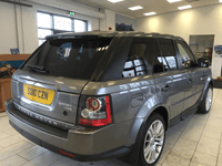 Total Tinting - Range Rover 2