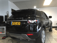 Total Tinting - Range Rover 4