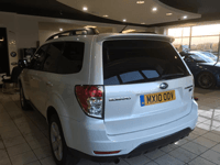 Total Tinting - Subaru Forester
