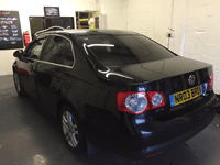 Total Tinting - Vw Jetta