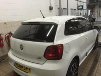 Total Tinting - Vw Polo