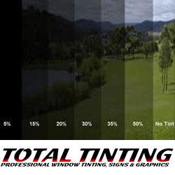 Total Tinting - Professional Window Tinting